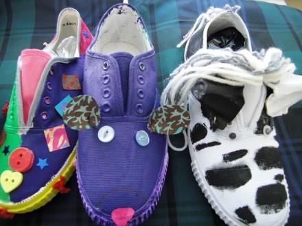 Shoe Who