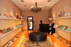 Tiendas de Zapatos